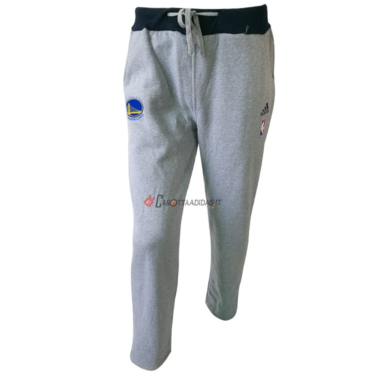 Hot- Giacca Pantaloni Basket Golden State Warriors Grigio