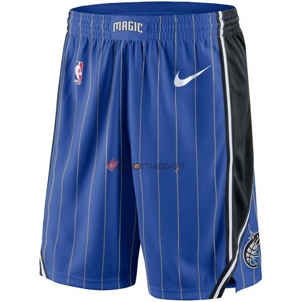 Hot- Pantaloni Basket Orlando Magic Nike Blu