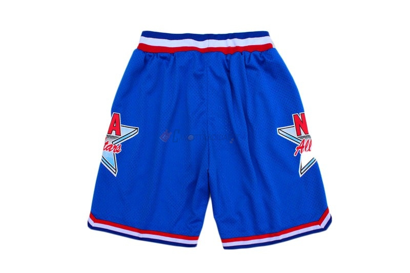 Hot- Pantaloni Basket 1992 All Star Blu