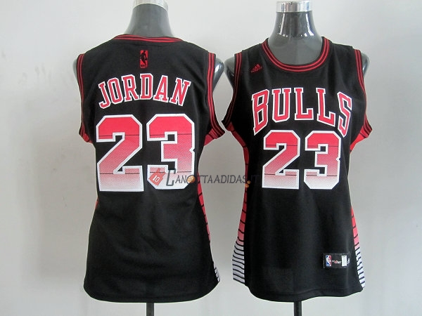 Vendita Hot- Maglia NBA Donna Chicago Bulls NO.23 Michael Jordan ... 3398f7e26ad1