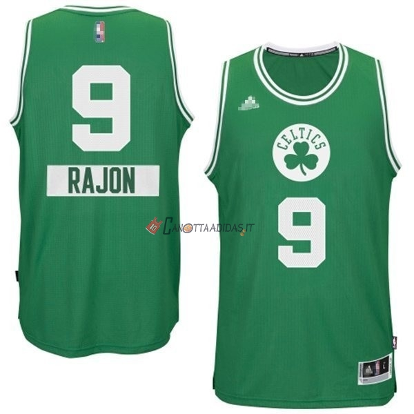 Hot- Maglia NBA Boston Celtics 2014 Natale NO.0 Damian Nero