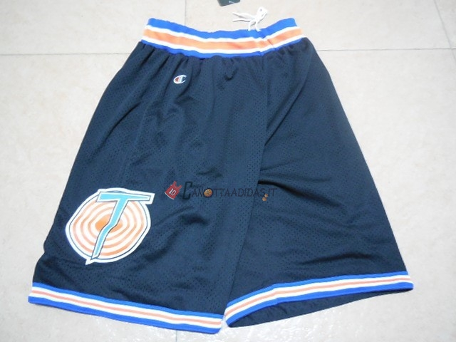 Hot- Pantaloni Basket Film Basket Tune Squad Nero