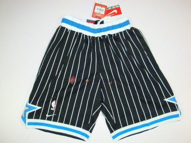 Hot- Pantaloni Basket Orlando Magic Nero