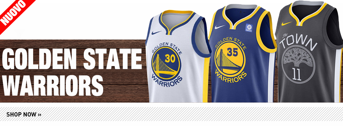 Comprare Maglie NBA Golden State Warriors